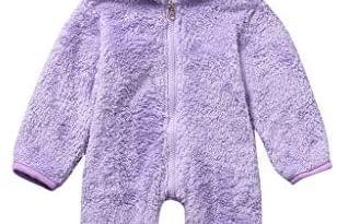 WOCACHI Baby Fleece Jumpsuits, Infant Newborn Footed Plush Sleepwear Hooded Romper Warm Coat Bear Ear Snowsuit Footies