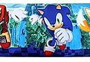 Franco Kids Bedding Super Soft Microfiber Zippered Body Pillow Cover, 20″ x 54″, Sonic The Hedgehog