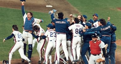 Ranking every World Series in MLB history